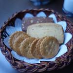 喫茶 吉野 - クッキー