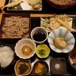 旬味千菜 蓮こん - 蓮根麺は温と冷から選べて私は冷にしましたー