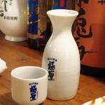 ぶぶか - 日本酒