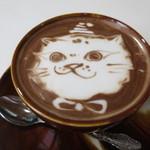 Café Buono - スペシャリティ ホットチョコレート@600円(税込み)