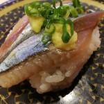はま寿司 -  北海道・三陸産さんま100円