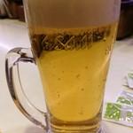 はま寿司 - ビール小250円