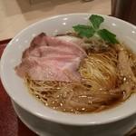 麦と麺助 - 料理写真:中華そば