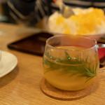 サカノウエカフェ - ハチミツジンジャー(単品)