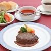 レストラン アモーレ - 料理写真:ランチ 近江牛ハンバーグ