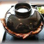 ホエー豚亭 - 豚丼