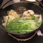 9968922 - タラの鍋 ゆず胡椒で食べました★
