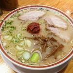 田中そば店 - 山形辛味噌