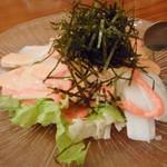 うすけぼー - 大根と明太子の和風サラダ