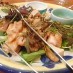 うすけぼー - 豚肉ソテー