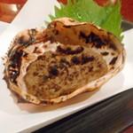 日本酒&ワイン Shu-la-mer - 蟹味噌甲羅焼き