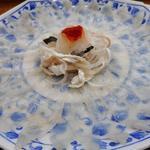 三枡 - 料理写真:ふく刺し