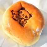 ブレッズコート - 料理写真:上野あんパンダ(230円)2018年12月