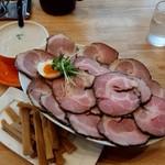 99689633 - 「ドリームつけ麺(特大3玉 450g)」+「チャーシュー増し」×2+「メンマ増し」