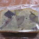 ティアラ - 焼き菓子(栗のケーキ)