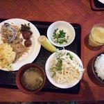 9969845 - ●ホテルサンデイズイン鹿児島:朝食バイキングにて②●