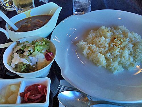 緑ヶ丘カンツリークラブ レストラン