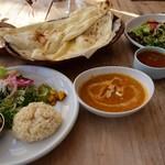 インディアンカフェ phool -