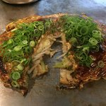 かっちゃん - 料理写真:豚玉そば 670円