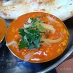 サムラート - 茄子とひき肉のカレー