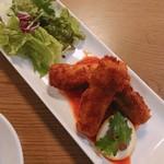 MEGRO Dining - カジキマグロのカツレツスティック  500円