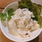 MEGRO Dining - ツインポテトサラダ  500円