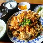 福の家 - 料理写真:日替り定食 680円