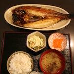 997088 - ホッケ定食¥700