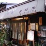 かふぇたまき - 「喫茶たまき」外観