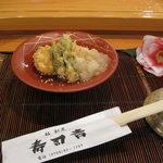 寿司吉 - 天ぷら