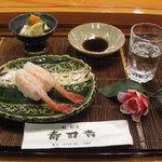 寿司吉 - 甘エビ寿司