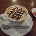 retrocalm cafe - 料理写真:カフェモカ