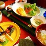 カフェ・エスプリ - 大人気!和朝食