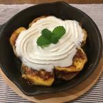 Fuwarin - お麩レンチトースト