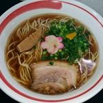 SHIN - 料理写真:長崎県産焼アゴ&アゴ煮干しを多量使用。タレは横浜醤油。