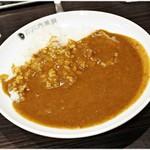 カレーハウス CoCo壱番屋 - 料理写真:スモールポークカレー+10辛 380+105円 10辛でも辛さ以上に旨い♪