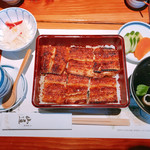 山道 - 料理写真:『うな重』様(4300円)