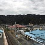 99705780 - 浜金谷駅から鋸山
