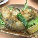 すしざんまい - 牡蠣のカリカリ揚げ