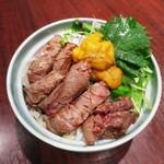 和牛焼肉 とびうし - ヘレ飯