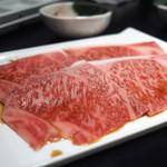 肉の切り方 -