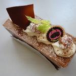 あんびぁん洋菓子工房 - チョコナッツ