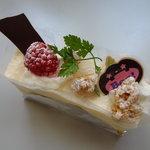 あんびぁん洋菓子工房 - レアチーズ