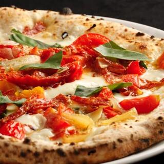 ピッツェリア チーロ - 料理写真:カラブレーゼ! \1,350