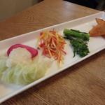 エコモ レストラン - 本日のお惣菜