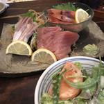 海鮮や辰海 - お刺身盛合せ(浜)