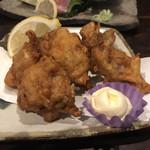 海鮮や辰海 - 鶏唐揚げ