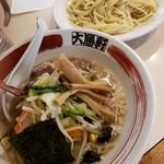 大勝軒 - 野菜入りつけ(塩)2018.12.29