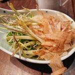 沖縄創作ダイニング 菜美ら - 島らっきょ 620円