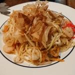 沖縄創作ダイニング 菜美ら - 海鮮塩焼きそば 900円